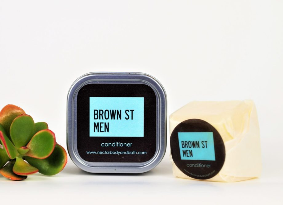 brown st men conditioner